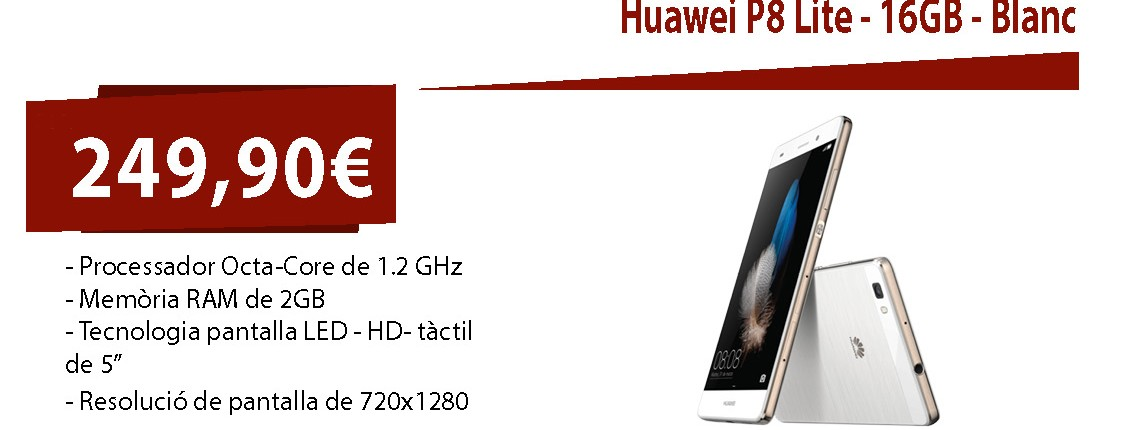 FINAL H4 uawei p8 lite 16gb